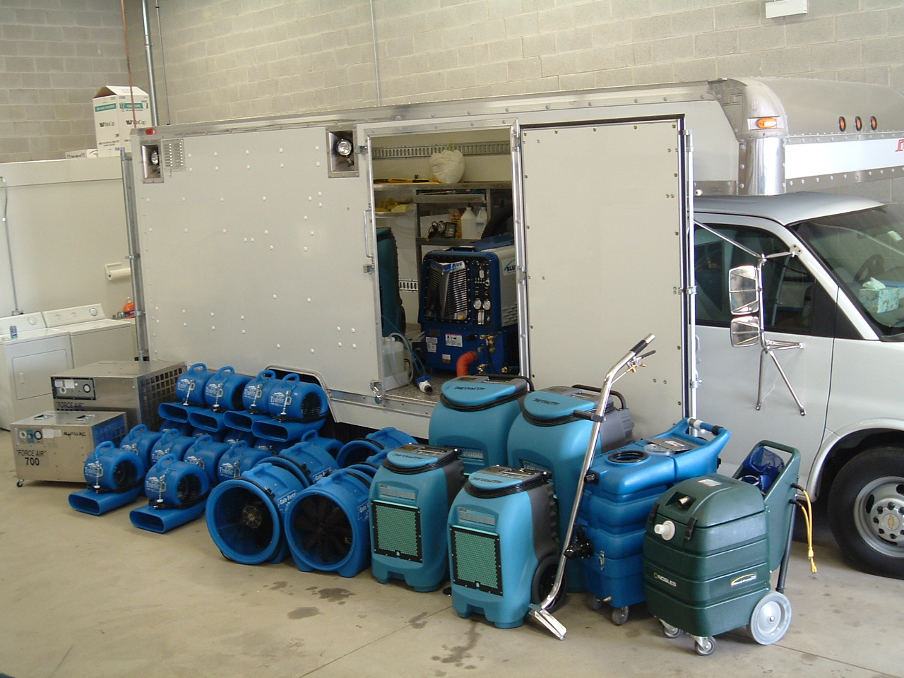 Water Damage Services : Fire restoration construction service group pc
